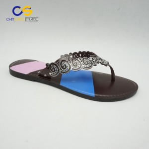 New arrival women flip flops outdoor comfort fashion flip flop for women