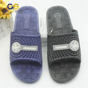 Promotional air blowing washable slide sandals for men