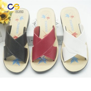 Casual high heel outdoor women slipper sandals durable garden shoes for lady