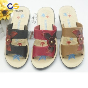 Durable PVC women slipper sandals outdoor lady garden shoes
