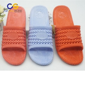 Soft PVC women home slipper comfort indoor slipper for women