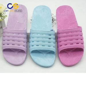 Promotional air blowing women indoor slipper from Wuchuan