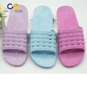 Promotional air blowing women indoor slipper from Wuchuan