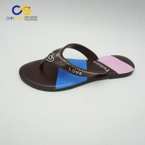 Hot sale air blowing women outdoor beach slipper with low price