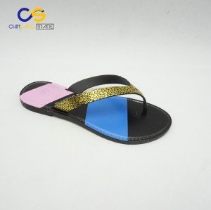 Factory supply PVC women slipper shoes with good quality