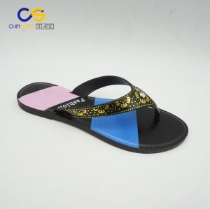 Fashion women summer slipper durable women outdoor slipper shoes