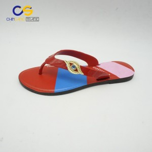 Popular summer women flip flops with good performance