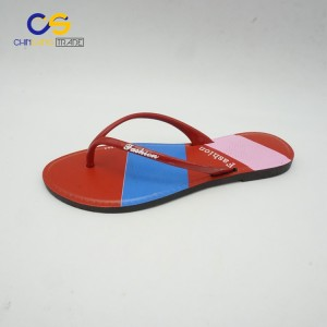Air blowing flip flops for ladies 2017 summer outdoor flip flop slippers