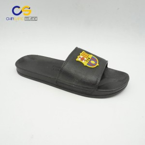 Soft indoor bedroom PVC slide sandals for men and women