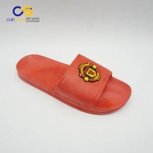 Durable PVC bedroom washable slipper sandal for men and women