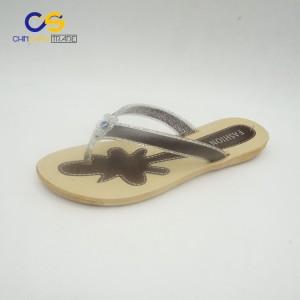Hot sale air blowing women outdoor durable flip flops