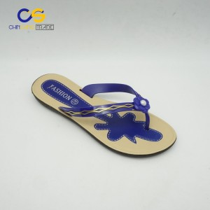 High quality women outdoor flip flops from Wuchuan