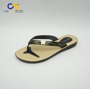 Fashion women summer flip flops with low price