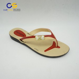 Casual women outdoor flip flops fashion summer women slipper shoes