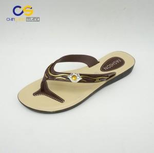 Chinsang trade women outdoor beach summer flip flops from Wuchuan