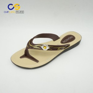 Chinsang trade women outdoor beach summer flip flops from Wuchuan
