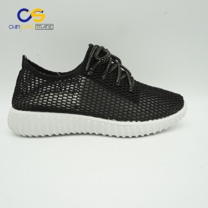 Good quality women sports shoes running soccer sneakers for women