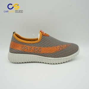 Lightweight breathable women walking shoes bright color sport shoes for women