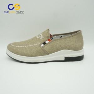2017 New elegant soft men walking shoes running sport shoes for men