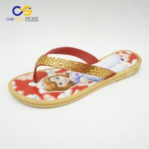 Factory price women flip flops air blowing comfortable women flip flops