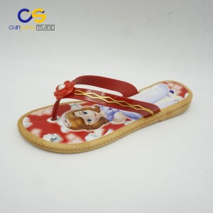 Latest design air blowing women flip flops with factory price