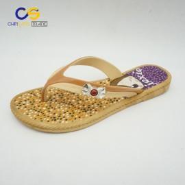 db3cde5d21b9 2017 popular women flip flops summer fashion slipper shoes for women with  diamant