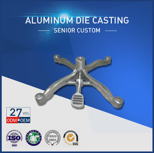 CNC Production Aluminum Die Casting Building Construction Hardware China