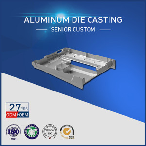Factory Supply Die Casting Home Electrical Equipment Parts