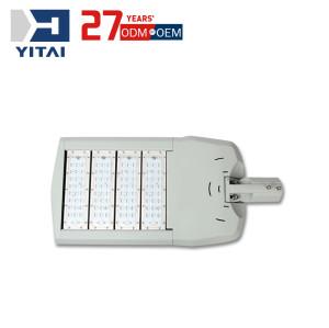 Yitai Aluminum Molding Services Aluminum Alloy Die Casting Outdoor Street Lighting Fixtures Customized Design Services