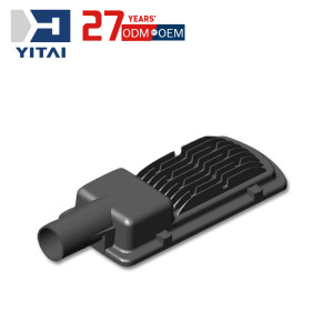 Yitai Customized Services Aluminum Alloy Die Casting LED Street Lighting Fixture Parts