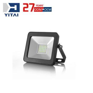 Yitai Mould Design Outdoor Die Casting Aluminum Alloy Empty LED Flood Light Enclosure