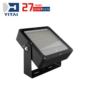 Yitai Mould Design Outdoor Die Casting Aluminum Alloy 30W Empty LED Flood Light Housing