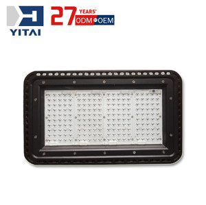 Yitai Customized CNC Machining Aluminum Alloy Die Casting Dustproof UFO LED High Bay Light Mould Design