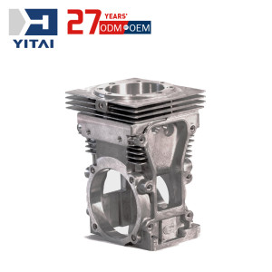 Yitai Personal Customized Mould Making Aluminum Alloy Die Casting Auto Engine Parts