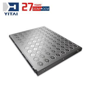 Yitai Die Casting Factory Aluminum Die Casting Moulding Design Machining Parts