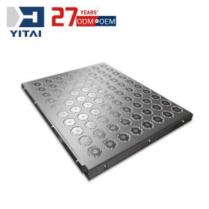 Yitai Die Casting Factory Aluminum Die Casting Moulding Design Machining Parts