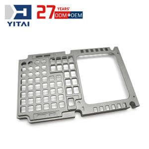 Yitai Mould Design Factory Aluminum Alloy Die Casting Kitchen Cabinet Pull Handle Parts