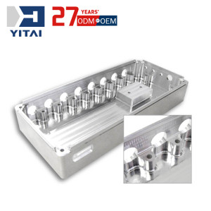 Yitai Mould Maker Factory Manufacturer Aluminum Alloy Die Casting Door Handle Parts