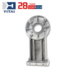 Yitai Molding Maker Custom-made Services Aluminum Die Casting Telecom Machining Parts
