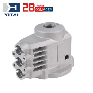 Yitai Die Casting Tooling Factory Aluminum Die Casting Mechanical Auto Parts Fuel Oil Pump