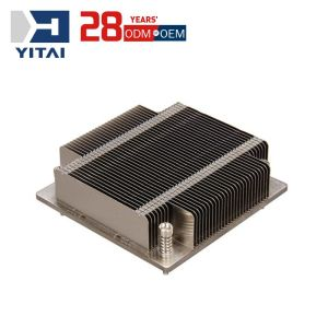 Yitai Custom Tooling Maker Aluminum Die Casting Hardware Signal Receiver Parts Telecom Parts