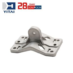 Yitai China Manufacturer Custom Die Casting Hardware Telecom Equipment Telecom Spare Parts Suppliers