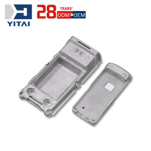 Yitai OEM Services Die Casting Parts Wireless Communication Equipment for Moilbe Phones