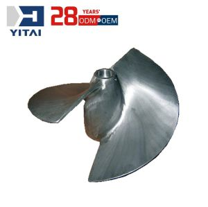 Yitai Custom-built Mould Maker Aluminum Die Casting Marine Water Propeller Fan
