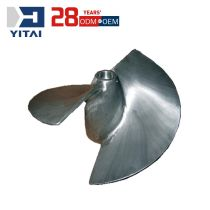 Yitai Custom-built Mould Maker Aluminum Die Casting Marine Water Propeller Fan