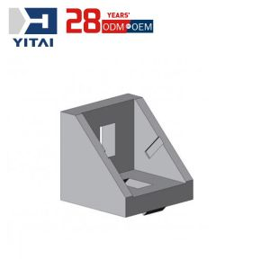 Yitai OEM Aluminum/ Zinc Alloy Die Casting Hardware Parts Furniture Parts Supply