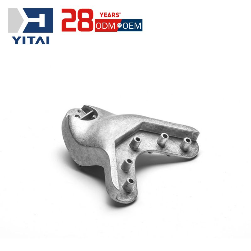 Yitai Customized Tooling Aluminum Die Casting Hardware Office/ Home Furniture Building Parts