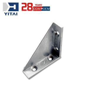 Yitai ISO Cetificated Mould Making Aluminum Die Casting Corner Connector Parts