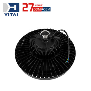 Yitai Mould Design IP65 Waterproof Die Casting Aluminum Alloy Empty LED UFO High Bay Light Enclosure