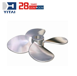Yitai Custom-built Factory Mold Maker Aluminum Alloy Die Casting Marine Propellers Fans